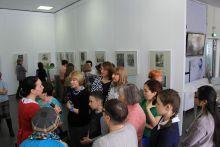 Открытие выставки «А.С. Пушкин. Жизнь и лира»