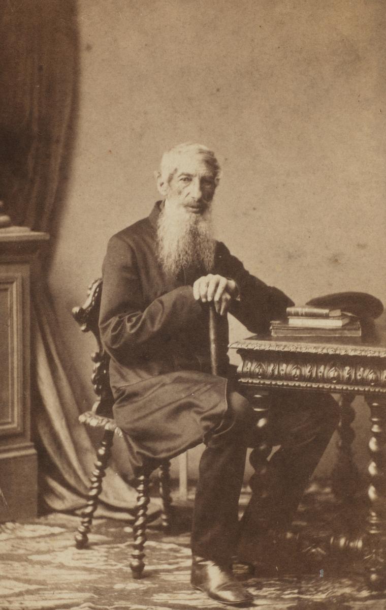 Портрет С.П. Трубецкого