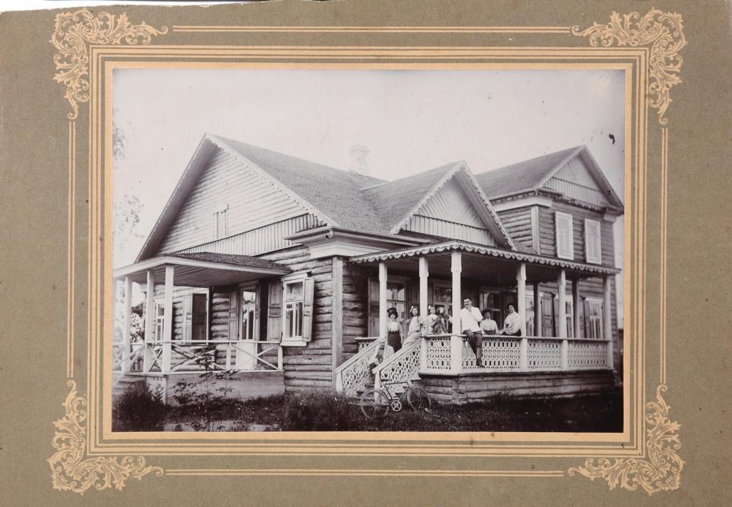 Вид дома в Талице