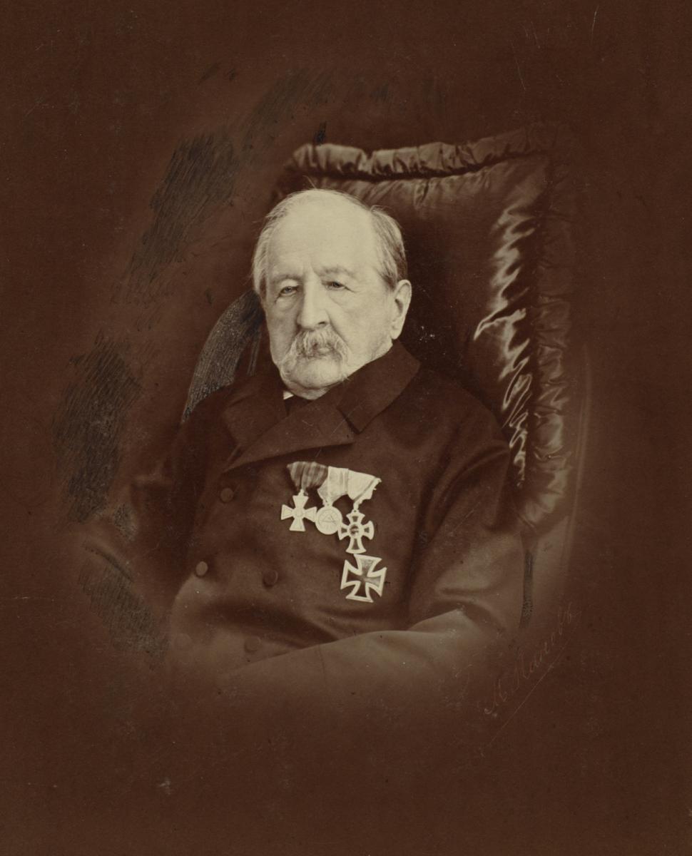 Портрет М.И. Муравьёва-Апостола