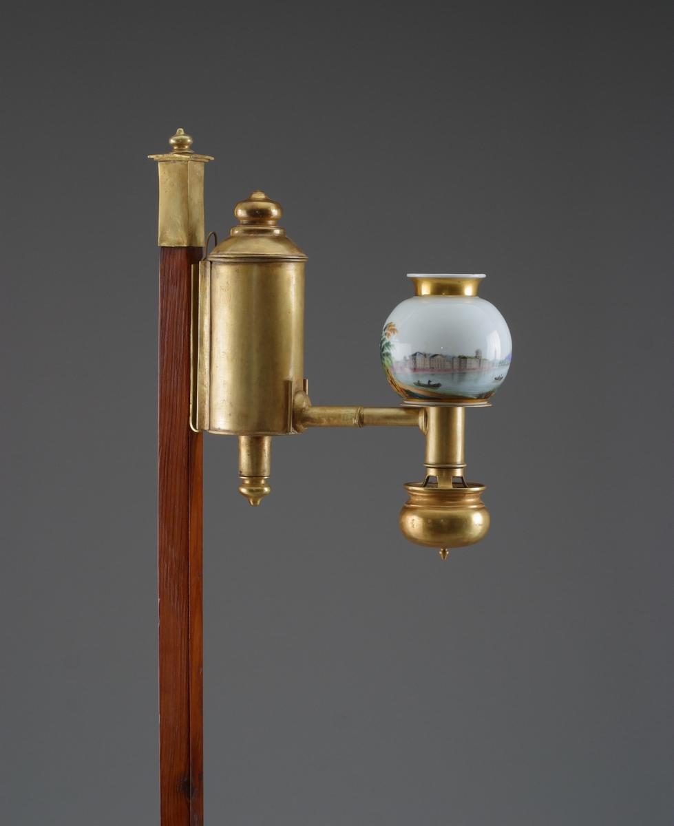 Кенкетная лампа