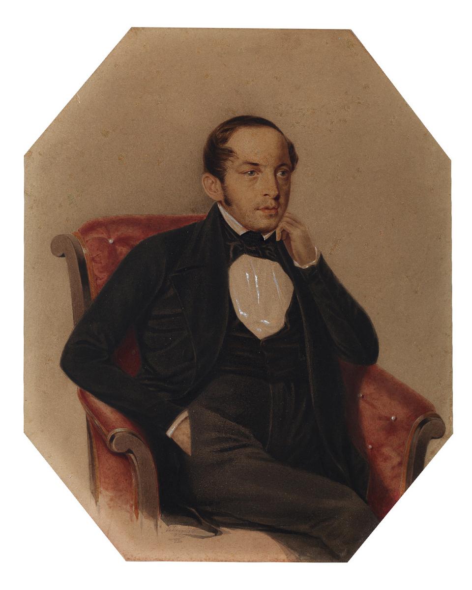 Портрет В.П. Зубкова