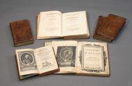 Издания XVIII века из библиотеки И.Н. Розанова.