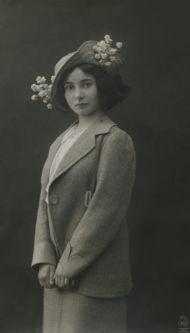К.А. Марцишевская. Киев, 1914.