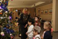 Новогоднее интеактивное представление в Доме-музее В.Л. Пушкина