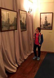 "На выставке ""А.С. Пушкин. 17.37"""