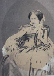 Мария Васильевна Трубникова фото Клодта.