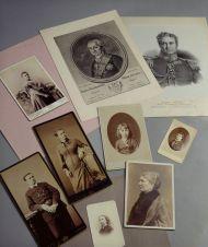 Портреты из собрания Ю. Б. Шмарова