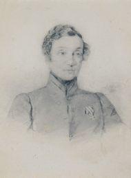 Портрет Н.А. Дуровой