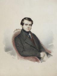 Портрет В.А. Соллогуба