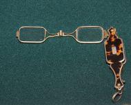 Лорнет бальный для дальнозорких. Франция. 1840-1850-е гг. Из коллекции Александра Васильева