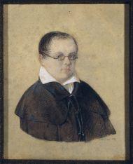 Шлезигер К. Дельвиг А.А. 1827