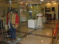 Общий вид первого зала, охватывающего период жизни А.С. Пушкина с 1799 по 1826 год
