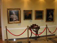 Фрагмент экспозиции, посвященный Южной ссылке А.С. Пушкина