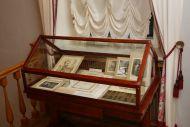 Камерная выставка Мемориальной квартиры А.С. Пушкина «Текст Пушкина будет действовать на меня самым вдохновляющим образом…».