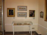 Фрагмент экспозиции, посвященный последним годам жизни А.С. Пушкина