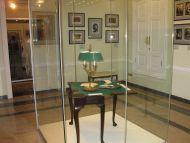 Фрагмент экспозиции, посвященный пушкинским произведениям