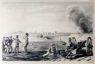 Около Бешенковичей, на берегу Двины, 29 июля 1812 года