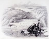 Мост через Колочу у деревни Бородино, 17 сентября 1812 г.
