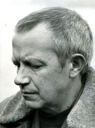 Художник Евгений Куманьков. 1980-е. Из семейного архива.