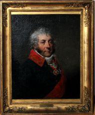 Портрет князя Н.А.Голицына. 1806 г. Александр Молинари.
