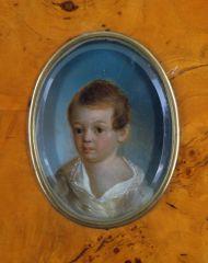 Пушкин-ребенок. Ксавье де Местр. 1801-1802 гг