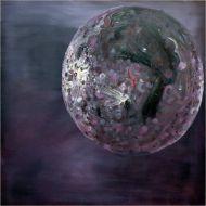 Луна. Шу Цун. 2012. Холст, масло. 120х120