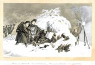 Бивуак около Михайловки, 7 ноября 1812 г