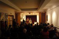 Спектакль «Свадьба», посвященный Дню русского языка в Российском центре науки и культуры в Братиславе.