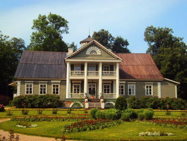 Петровское. Усадьба Ганнибалов