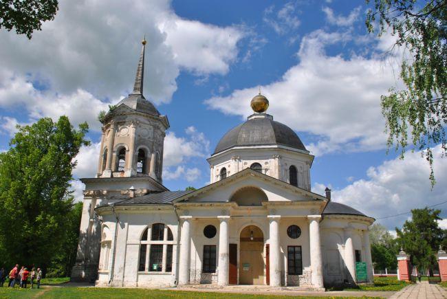 Храм Ярополец