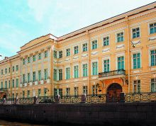 Всероссийский музей А.С. Пушкина (Санкт-Петербург)