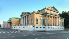 Усадьба Хрущевых-Селезневых Архитекторы А.Г. Григорьев и Доменико Жилярди.
