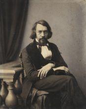 Портрет А.С. Хомякова