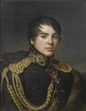 Портрет В. С. Апраксина