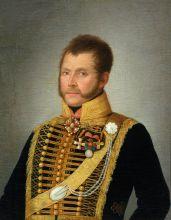 Портрет И. В. Павлищева