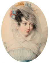Портрет княгини С.Г. Волконской