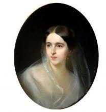 Портрет Н.Н. Пушкиной (Ланской)