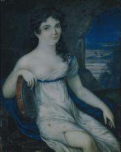 Портрет А.И. Истоминой