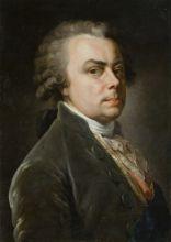 Портрет князя Н.Б. Юсупова