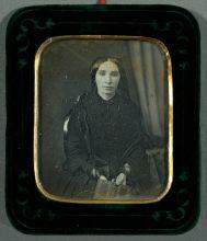 Портрет неизвестной. 1840-е