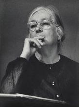 Портрет Т.Г. Цявловской