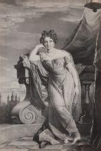 Портрет А.Ф. Закревской (1799- 1879)